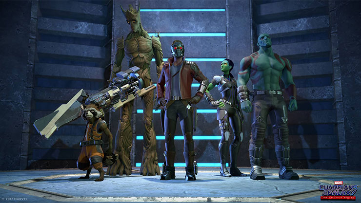 guardians of the galaxy spiel