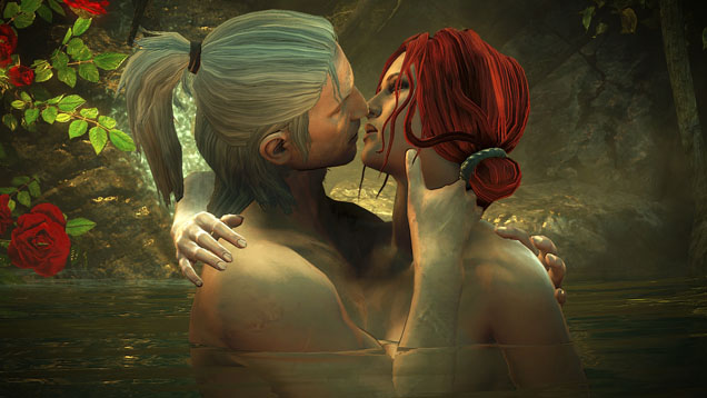 sex thewitcher namco