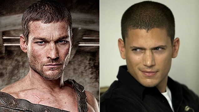 Prison Break: Wentworth Miller an Spartacus interessiert