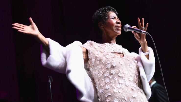 Soul-Queen Aretha Franklin stirbt mit 76