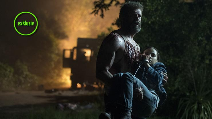 Logan - The Wolverine: Exklusiver Clip zum Blu-ray-Start