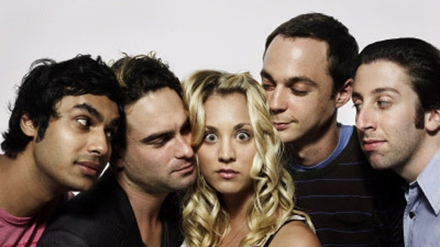 The Big Bang Theory – Die zweite Staffel: Nerds in Love
