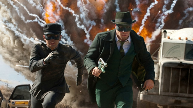 The Green Hornet: Volltrottel trifft Knochenbrecher