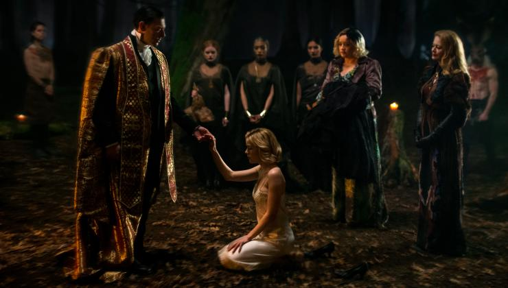 Serien-News: Chilling Adventures of Sabrina