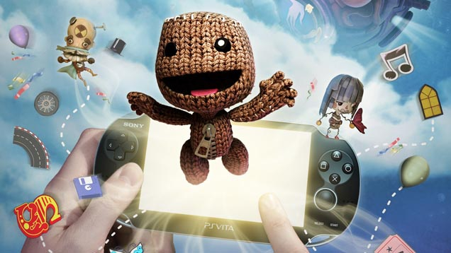 Little Big Planet Vita: Sackhüpfen to Go