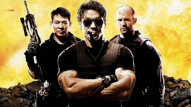 The Expendables: Das Comeback der Actionikonen