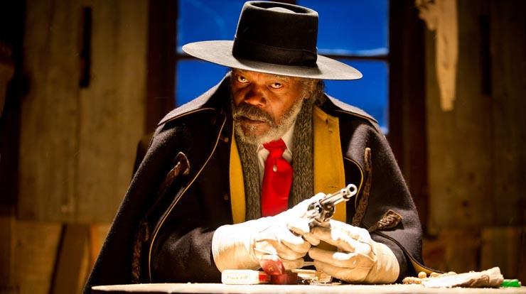 Brutales Kammerspiel: The Hateful Eight in der Kritik