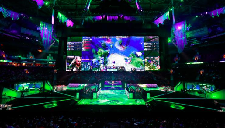 "Dota 2:  ""The International"" hat begonnen"