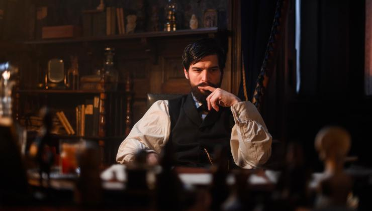 Serien-News: Freud