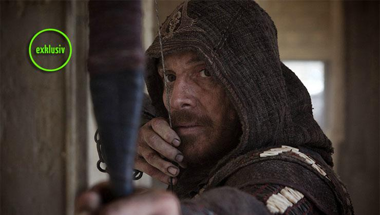 Assassin's Creed: Behind The Scenes-Clip zum Blu-ray-Release