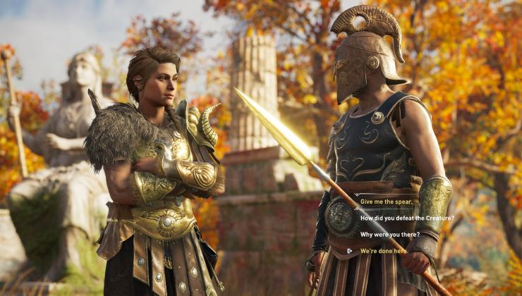 Gamescom: Assassin's Creed: Odyssey