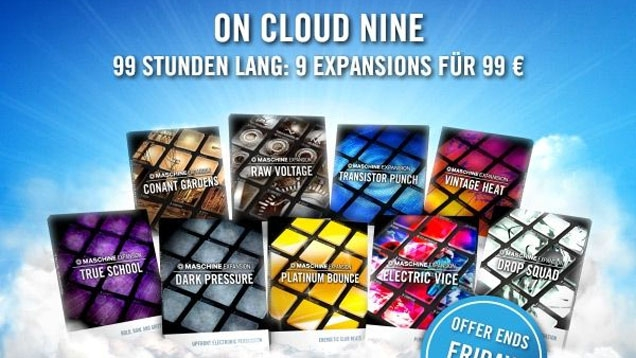 Native Instruments: On Cloud Nine-Special für Musiker