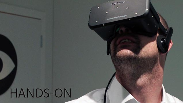 Oculus Rift: Der Crescent Bay Prototyp im Hands-on