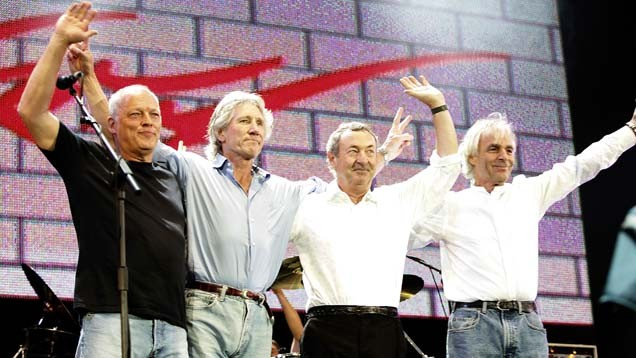 Pink Floyd: Neues Album The Endless River erscheint  2014