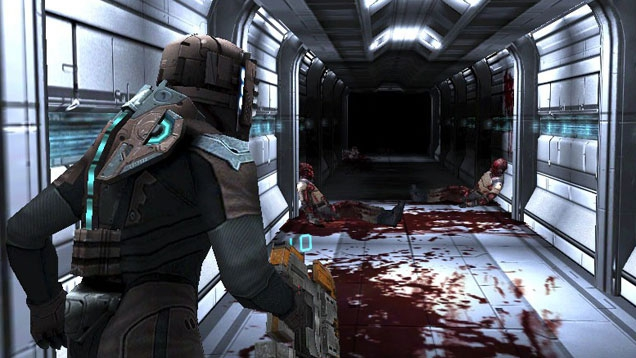 Dead Space will auf iPhone & Co. beeindrucken