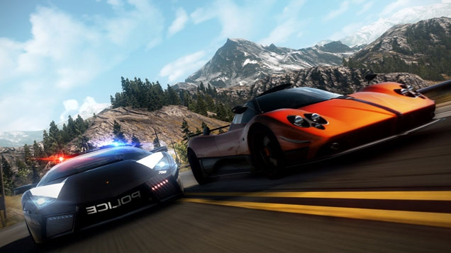Need for Speed Hot Pursuit: Neue Action auf der Piste