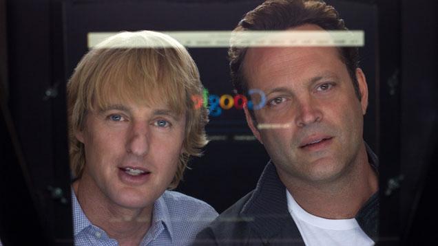 Owen Wilson Vince Vaughn Als Google Praktikanten Entertainweb