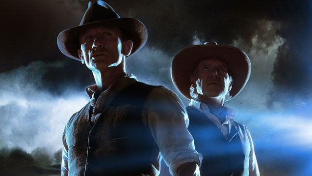 Cowboys & Aliens: Bond trifft Indiana Jones