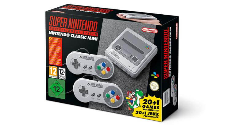 Das SNES Classic Mini im Video