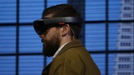 HoloLens: Microsofts VR-Brille im Video