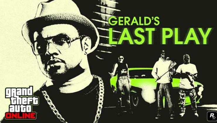 Neu in GTA Online – Gerald's Last Play