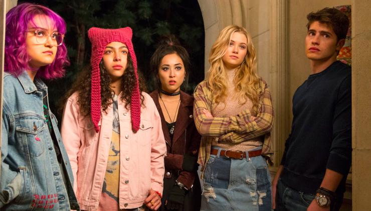 Marvel's Runaways: SYFY zeigt Staffel 2