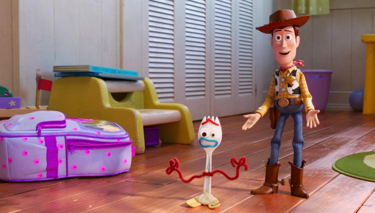 Trailer-Alarm: Toy Story 4