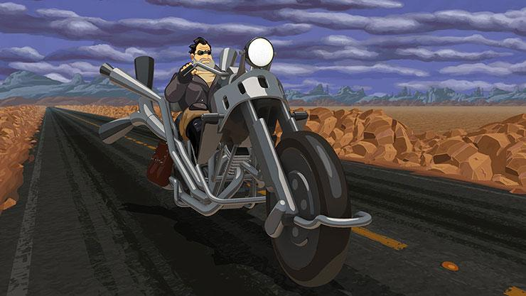 Full Throttle: Die Remastered-Version ist da