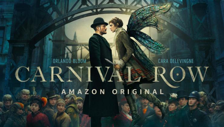 Serien-News: Carnival Row auf Amazon Prime Video