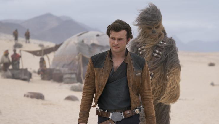 Kino-News: Solo: A Star Wars Story
