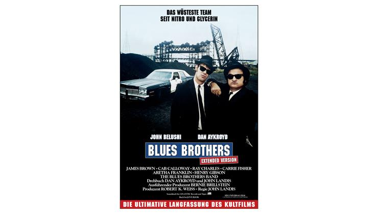 40 Jahre Blues Brothers – Extended Version kommt ins Kino
