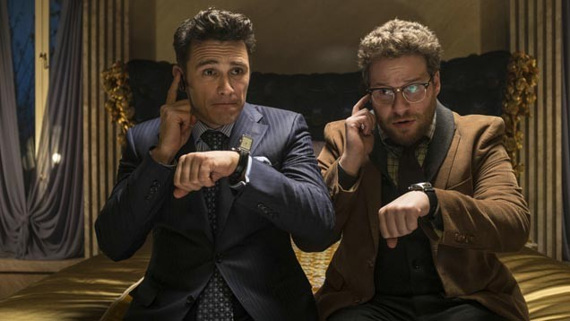 The Interview: Kritik zum Skandalfilm mit James Franco & Seth Rogen