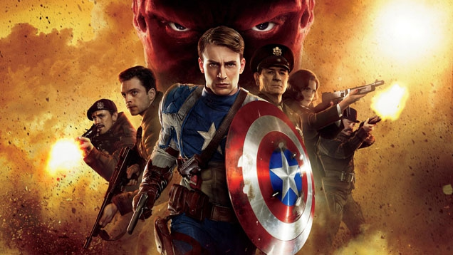 Captain America – The First Avenger: Superheld im Auftrag der USA