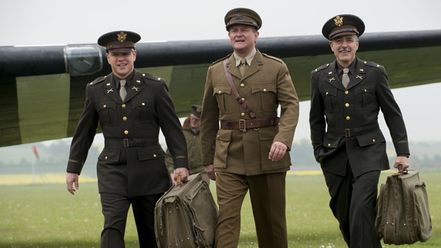 Monuments Men: George Clooney im Trailer