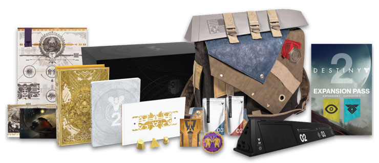 destiny 2 collectors edition