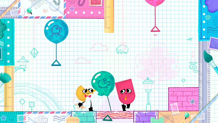 nintendo switch spiele snipperclips