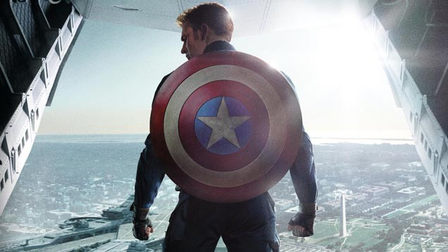 Blu-ray-Check: Captain America 2 - The Return of the first Avenger