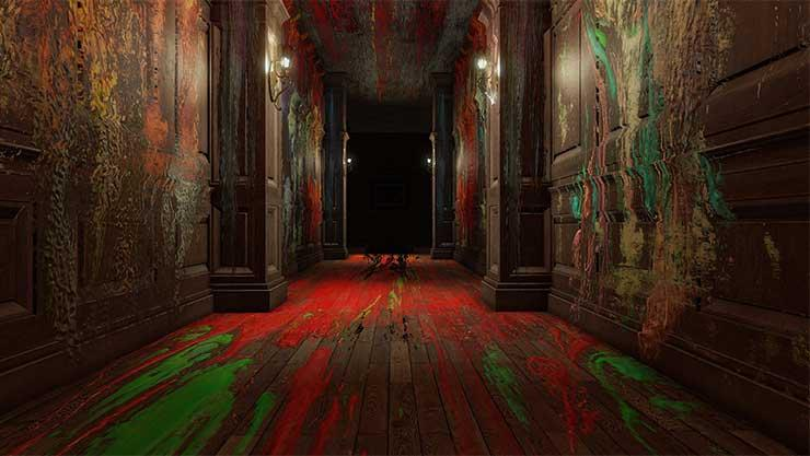 Layers of Fear erscheint für Nintendo Switch
