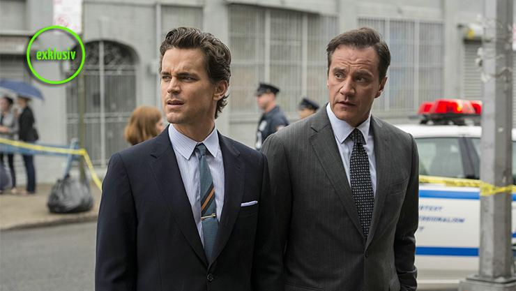 White Collar: Featurette zum Release von Staffel 6