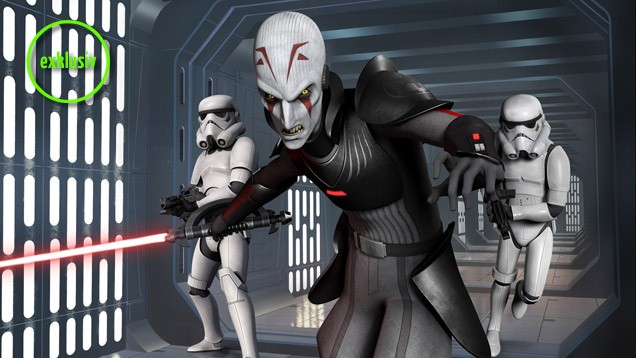 Star Wars Rebels: Der Inquisitor im Video