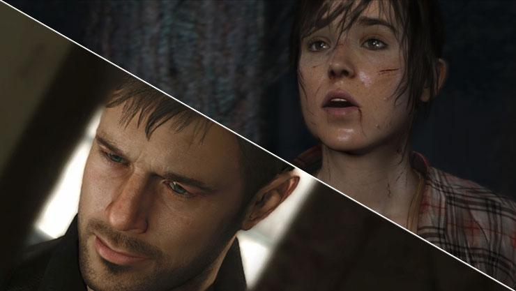 Die Heavy Rain & Beyond: Two Souls Collection im PS4-Test