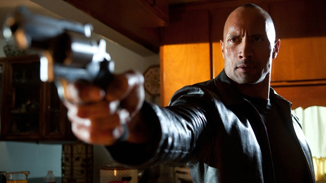 "Faster: Dwayne ""The Rock"" Johnson sieht rot"