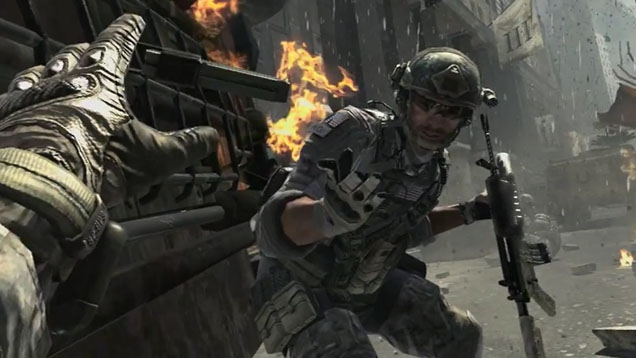 Call of Duty - Modern Warfare 3: Mit Activision an die Front