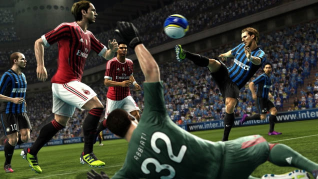 PES 13 vs. FIFA 13: Neues Jahr, neues Duell