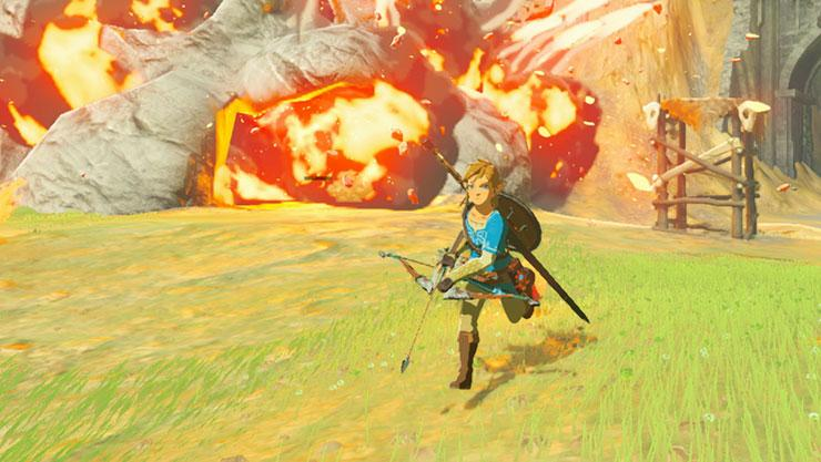 Zelda - Breath of the Wild: Link bleibt stumm