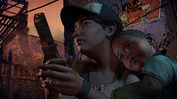 TWD - A New Frontier: Der Launch-Trailer ist da