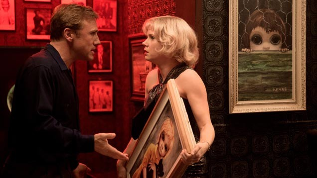 Christoph Waltz im Trailer zu Tim Burtons Big Eyes