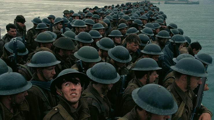 Dunkirk: Teaser-Video zum neuen Christopher Nolan-Film