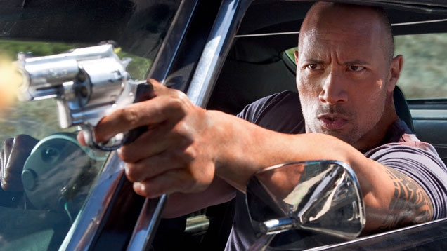 "Faster: Dwayne ""The Rock"" Johnson räumt auf"