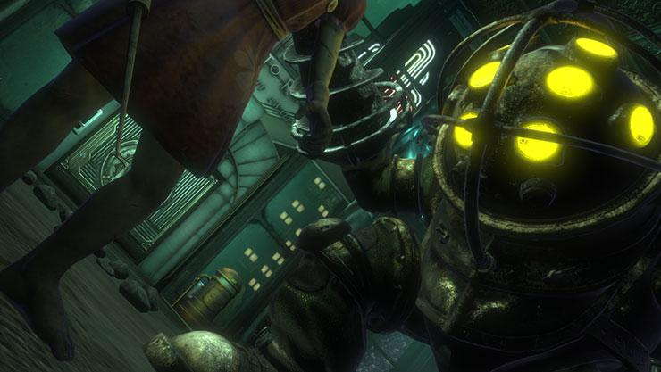 Zurück nach Rapture: Bioshock - The Collection im Test